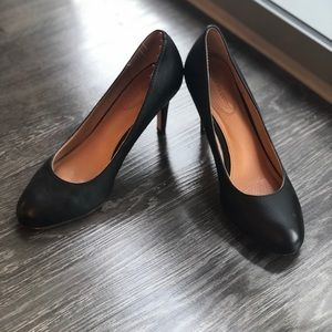 Corso Como Shoes - Black Leather Pump